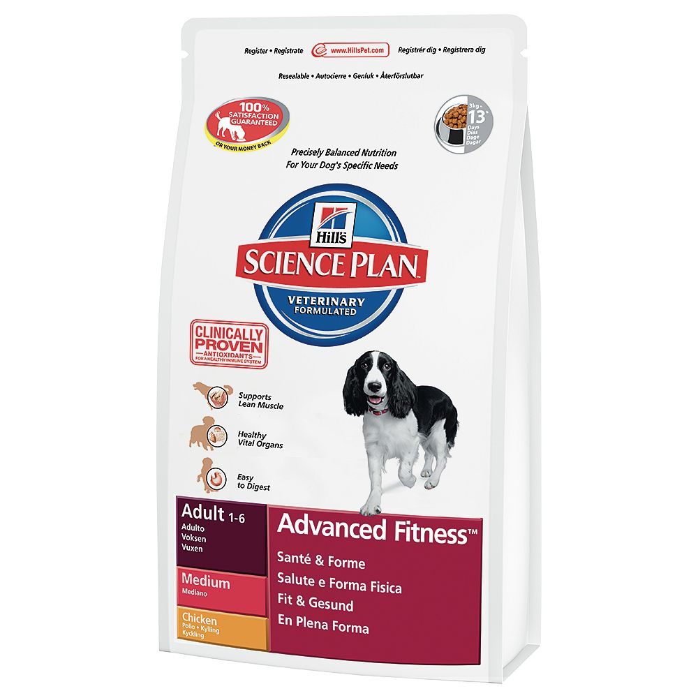 Hill's Science Plan Dry Dog Food Economy Packs - Hill's Adult Oral Care Chicken (3 x 2kg)