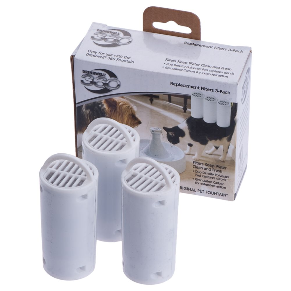 Drinkwell 360 3x Replacement Filters