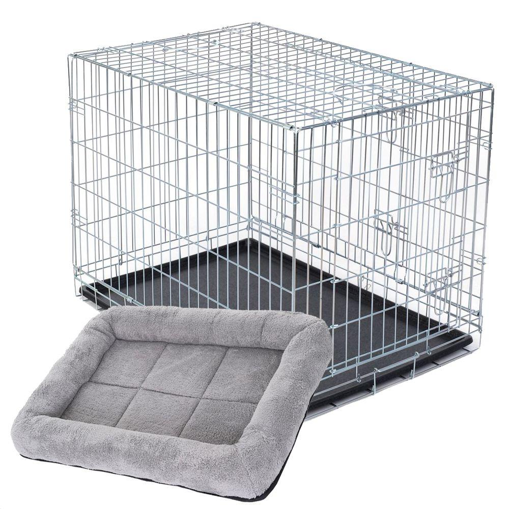 Chien Cage et caisse de transport Cage métallique Lots