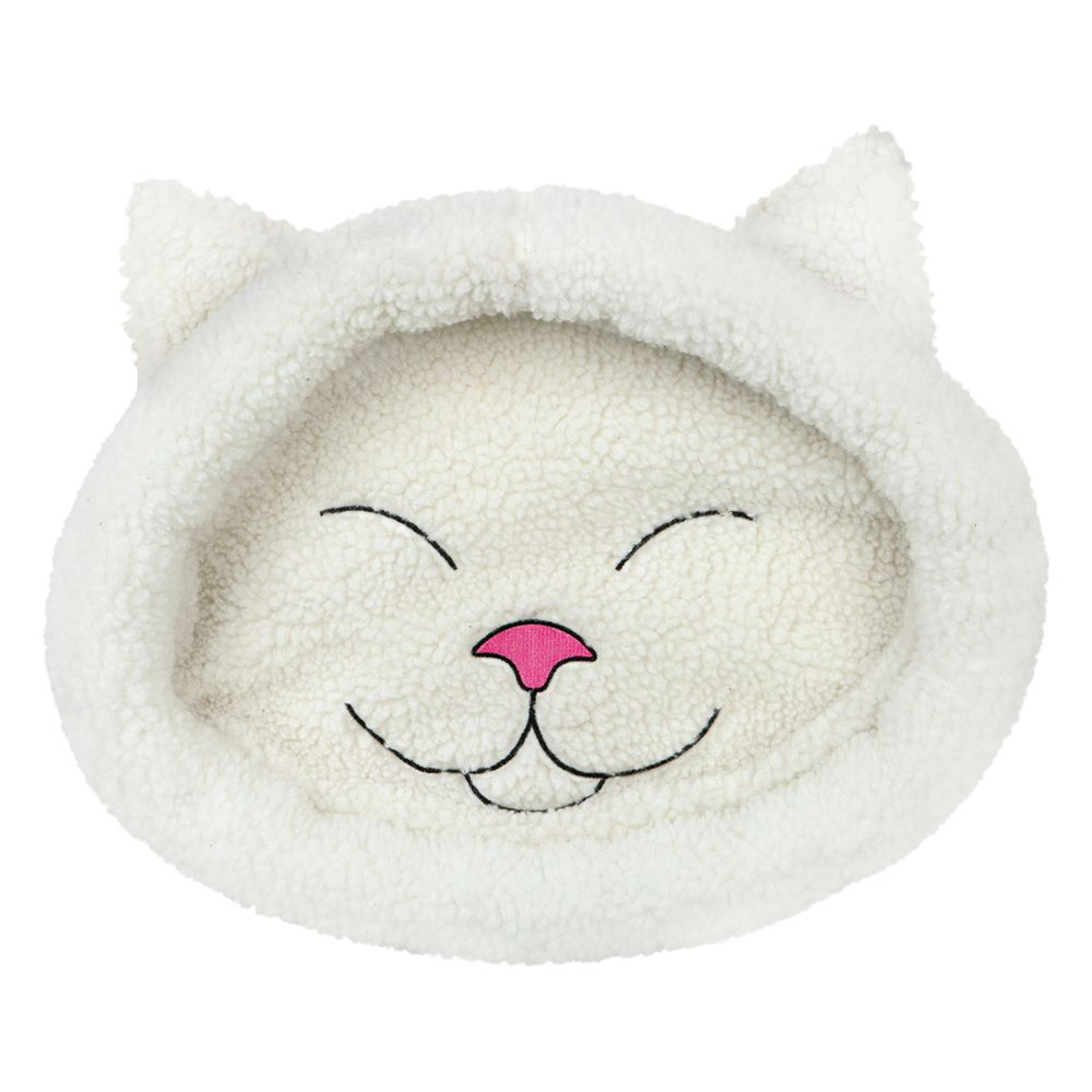 Trixie Mijou Cuddly Cat Bed - 48 x 37 x 7 cm (L x W x H)