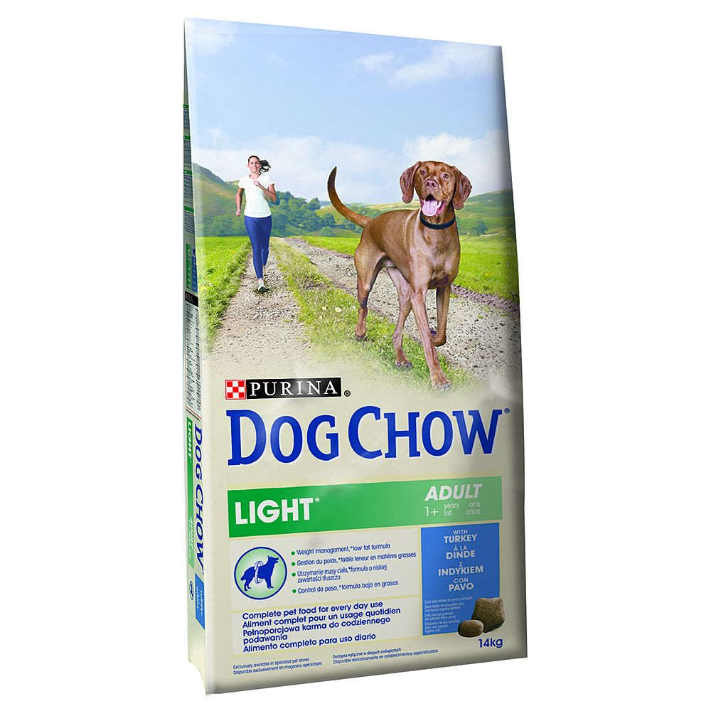 Foto Purina Dog Chow Adult Light Tacchino (ex Tonus) - 14 kg