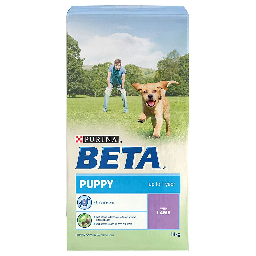 BETA Puppy with Lamb & Rice - 14kg