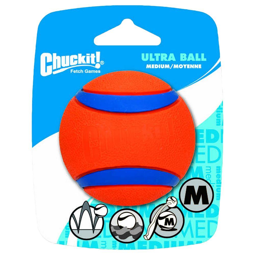 Chuckit! Palla gioco Ultra M Chuckit! Palla gioco Ø 6,5 cm