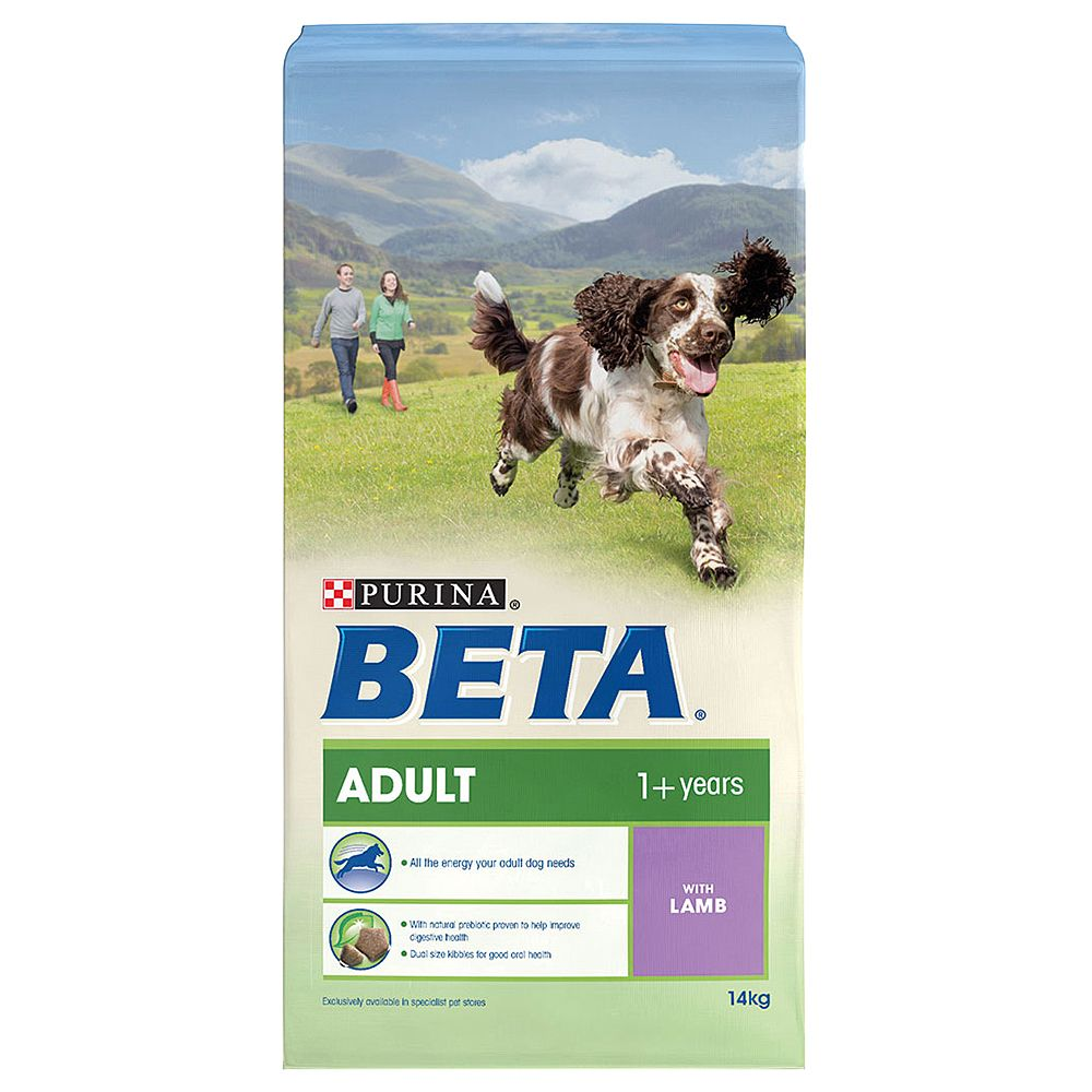 BETA Adult with Lamb & Rice - 14kg