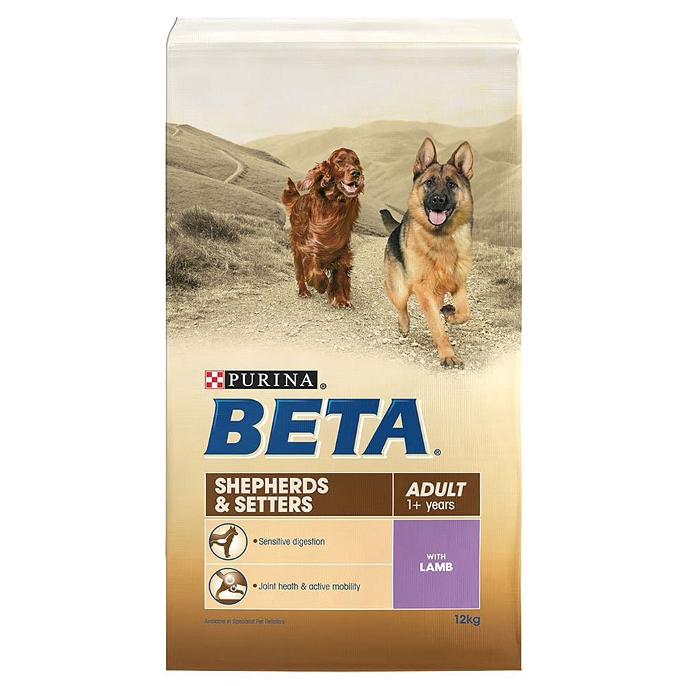BETA Dog Food Economy Packs - Adult with Chicken (2 x 14kg)