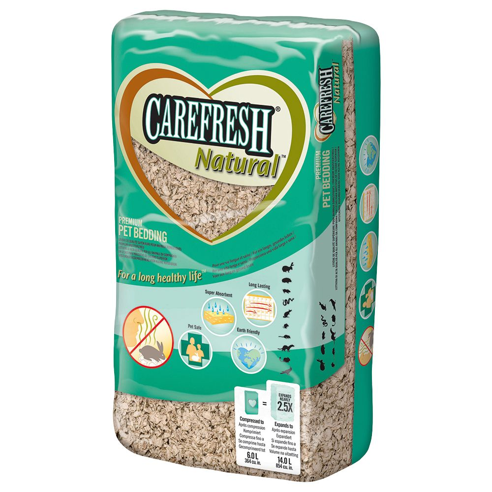 Carefresh Natural - 14l (compressed to 6l)