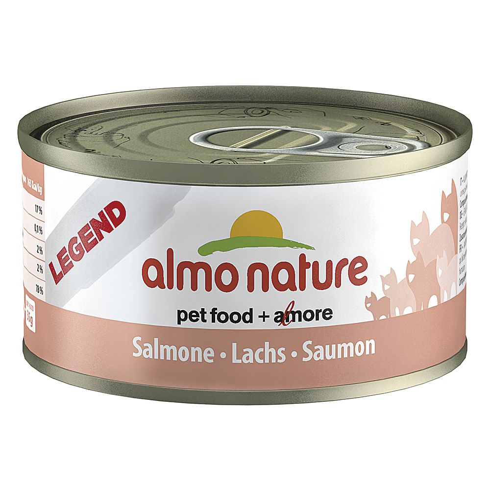 Almo Nature Legend 6 x 70 g – Kyckling & ost