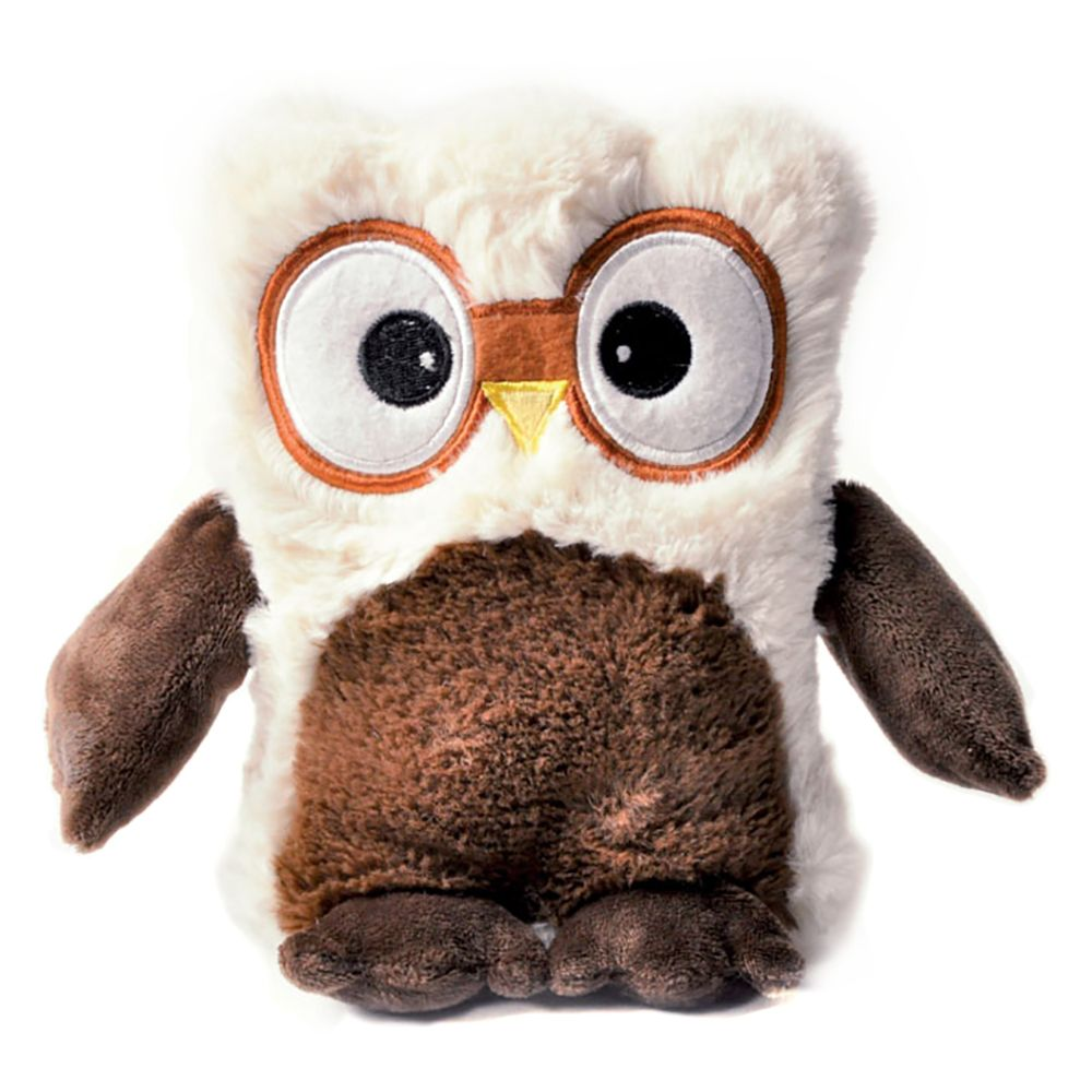 Aumueller Eco-Friendly Owl Toy - 16 x 6 x 15cm (L x W x H)