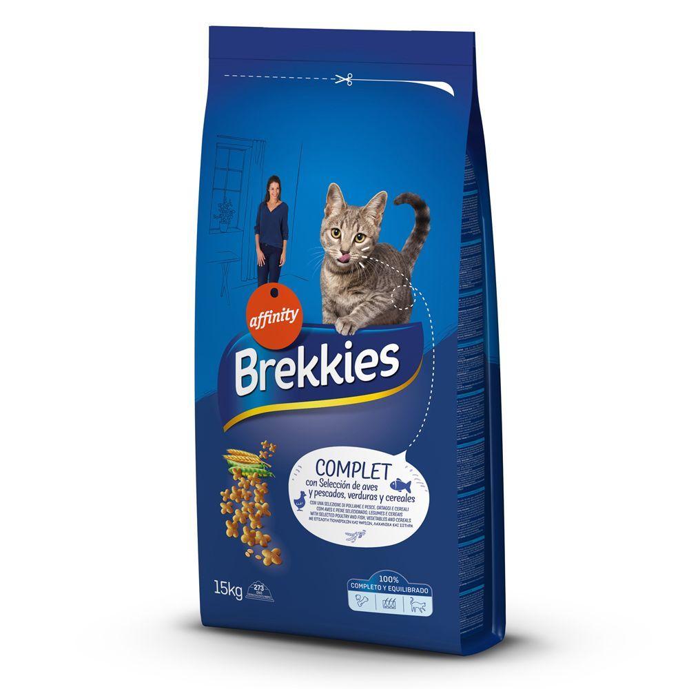 Brekkies Complete - Ekonomipack: 2 x 15 kg