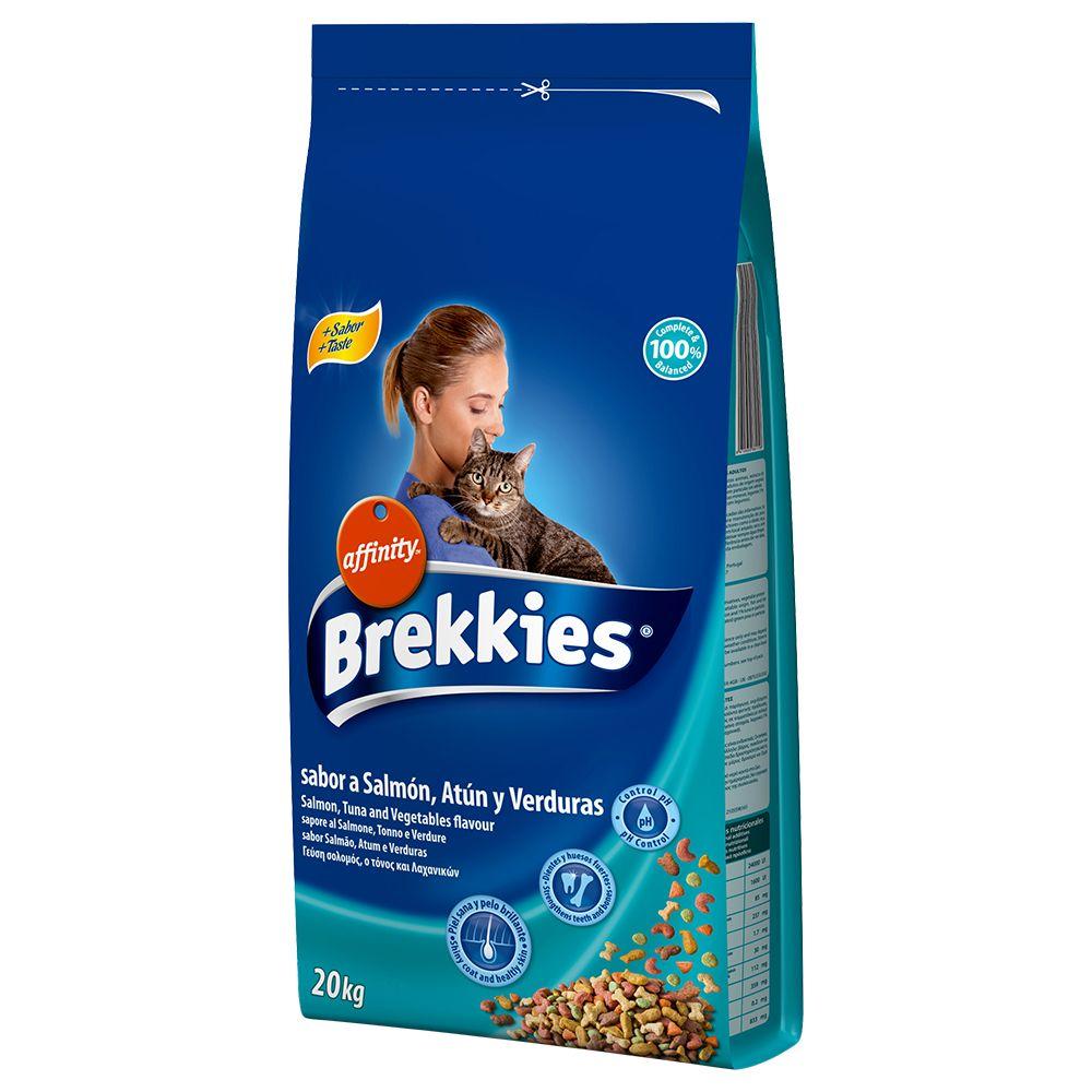 Foto Brekkies Cat Fish - 20 kg Affinity Brekkies