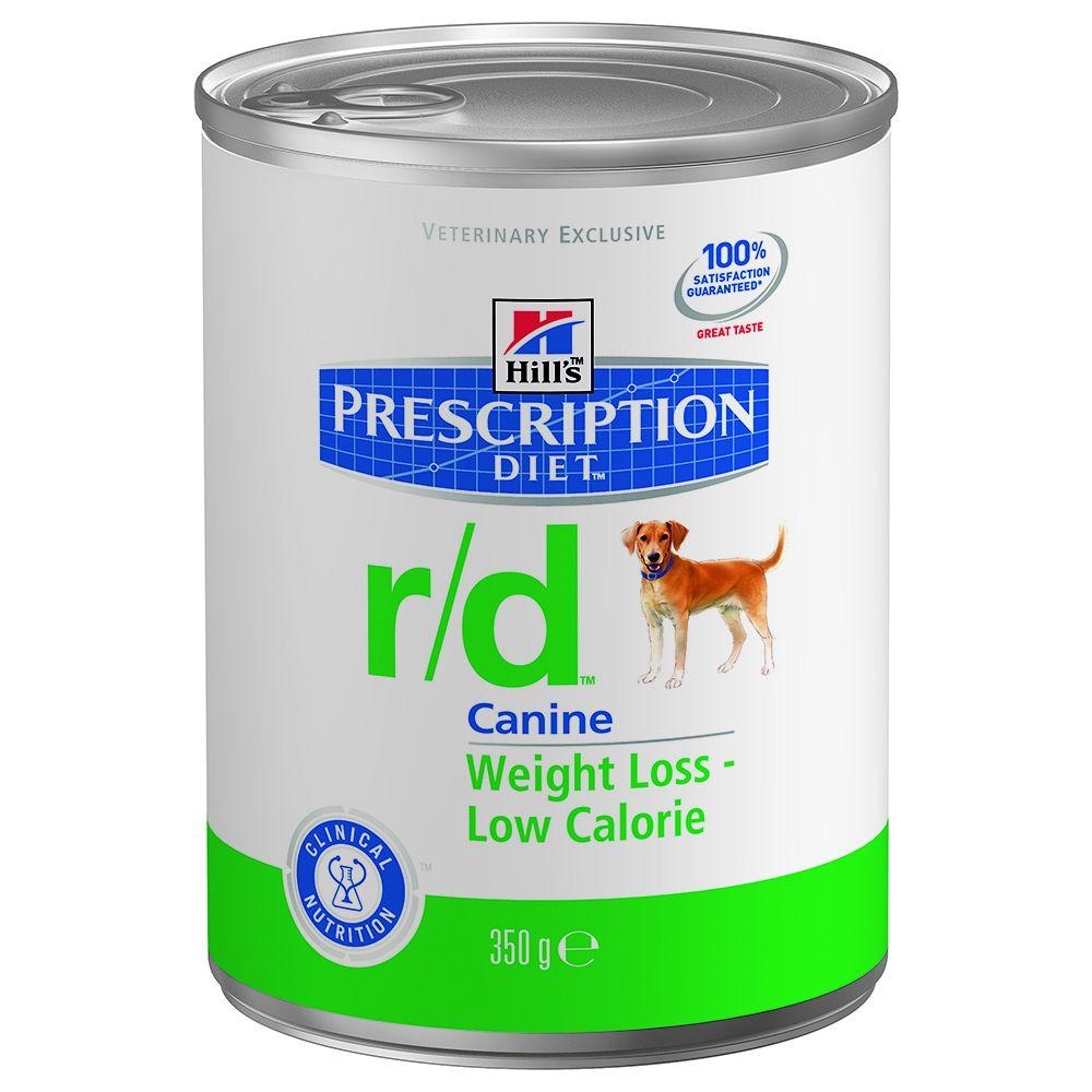 Hill's Prescription Diet Canine - r/d - Saver Pack: 24 x 350g