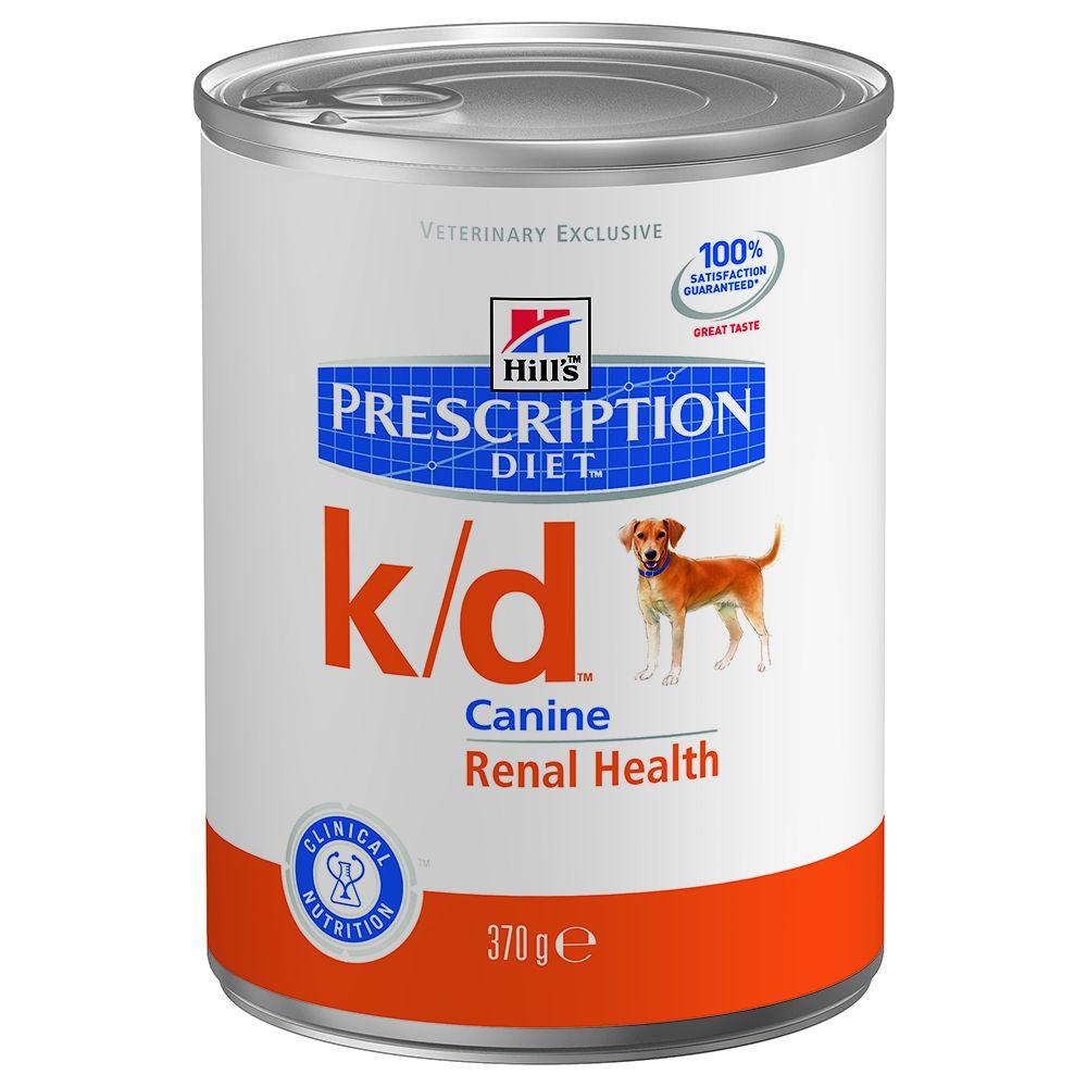 Hill´s Prescription Diet Canine k/d Renal Health - 48 x 370 g