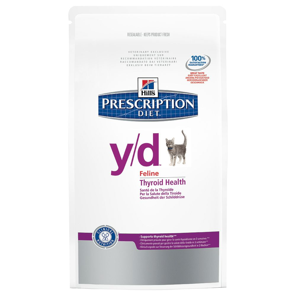 Hill's Prescription Diet Feline - y/d - 1.5kg