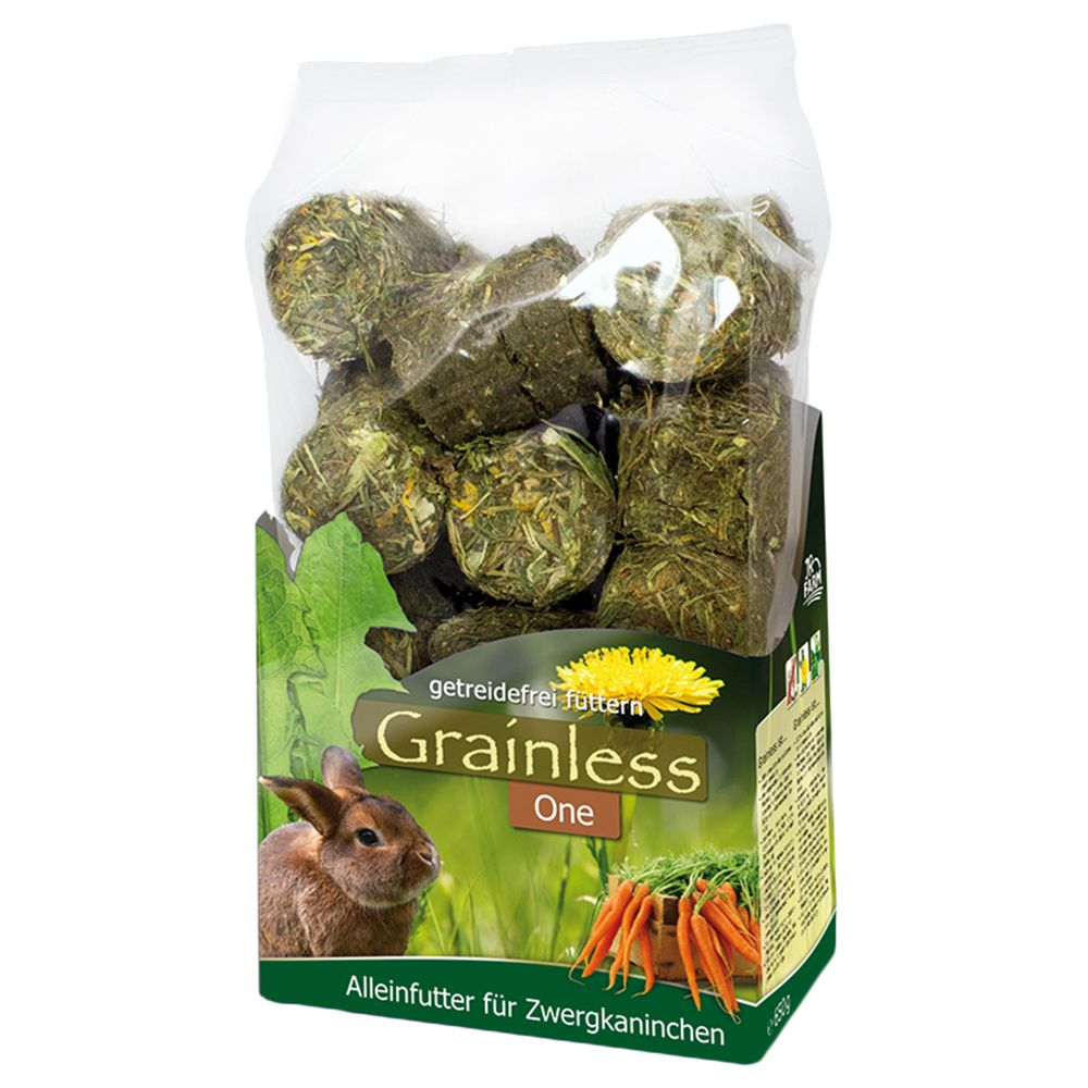 JR Farm Grainless One Dwarf Rabbit - 950g