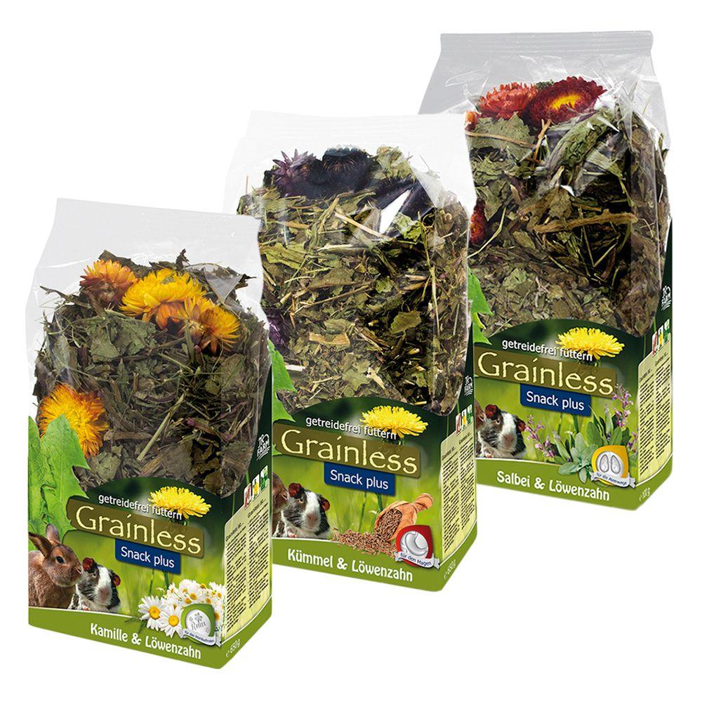 JR Farm Grainless Snack Plus Combi Pack