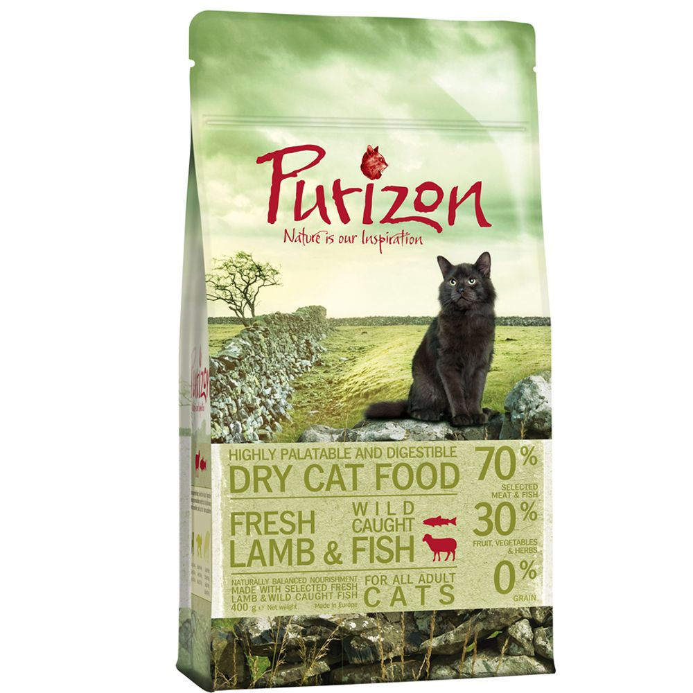 Purizon Adult Lamb & Fish - 2,5 kg