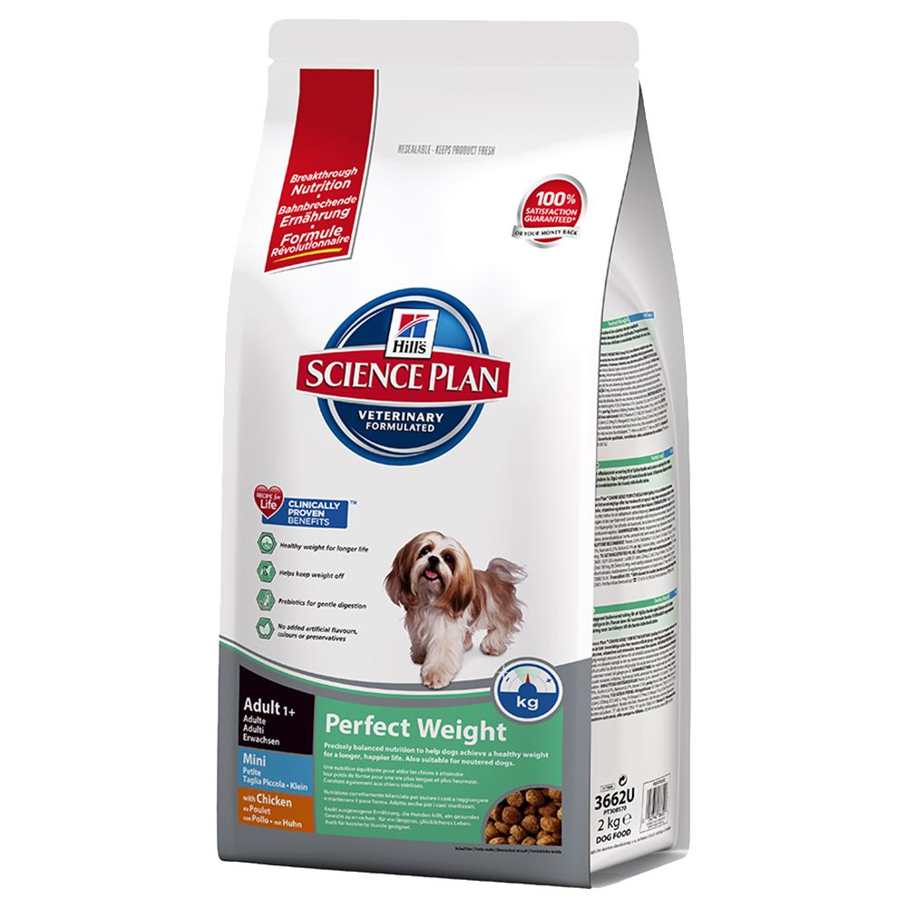 Hill's Science Plan Canine Adult - Perfect Weight Mini - 6kg