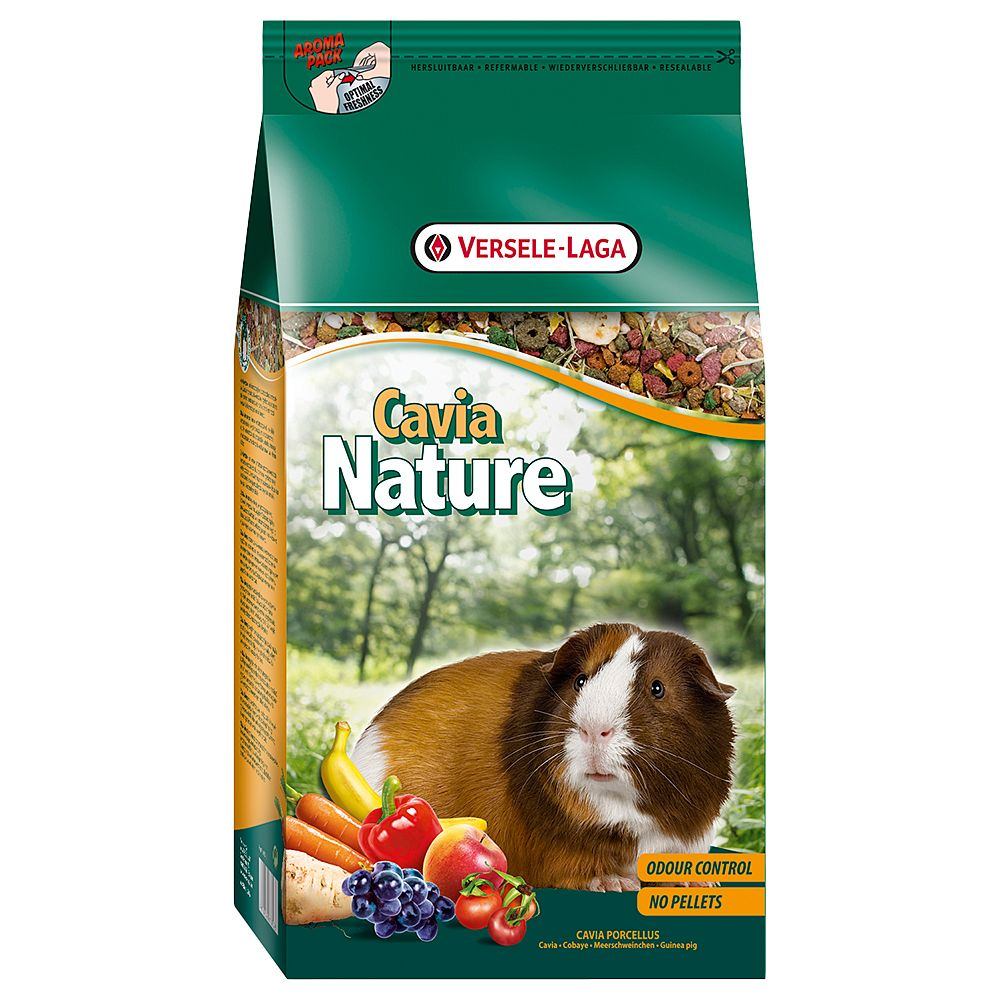 Prestige Premium Cavia Nature - Economy Pack: 3 x 2.5kg