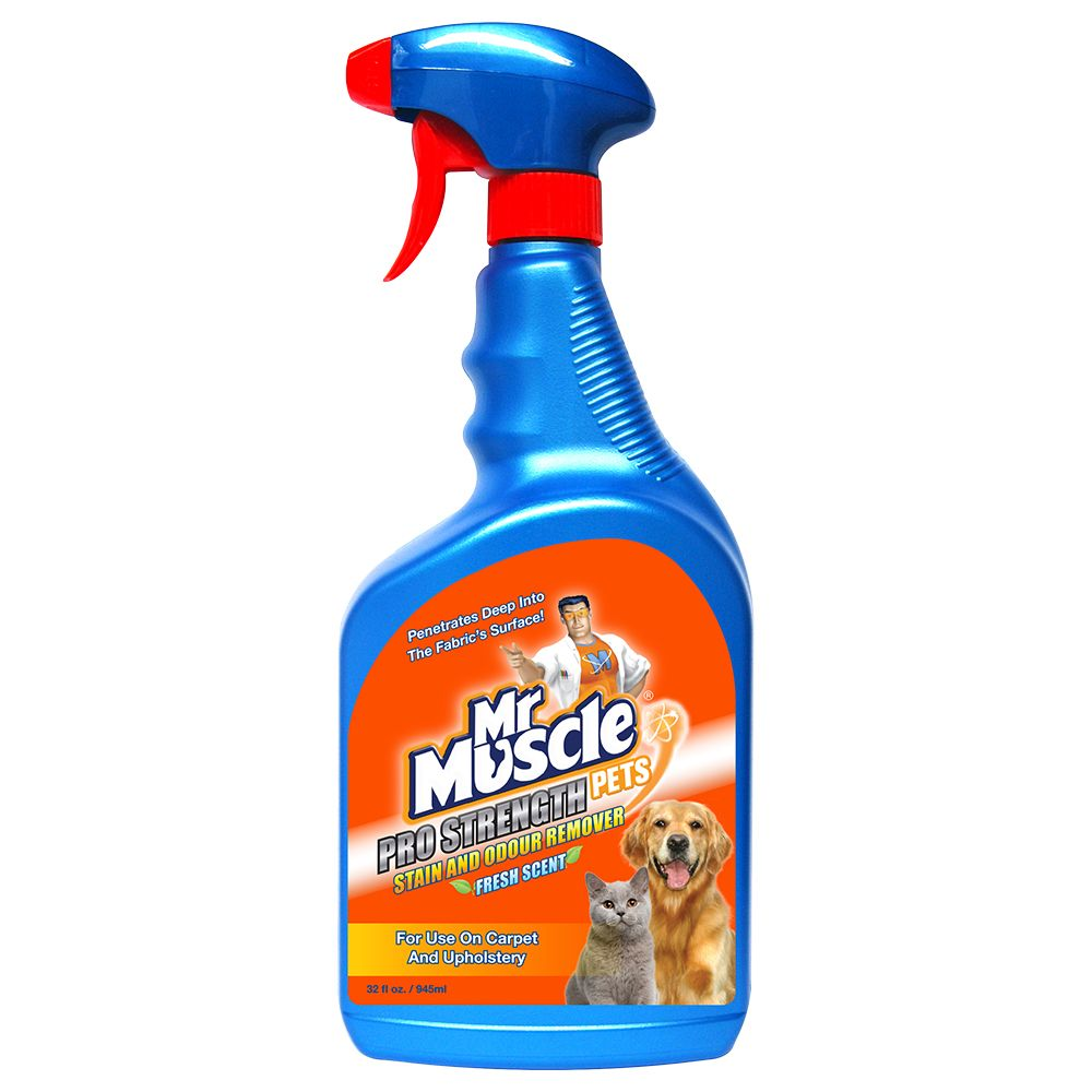 Mr Muscle Pro Stain Remover Spray - Fresh scent 945ml