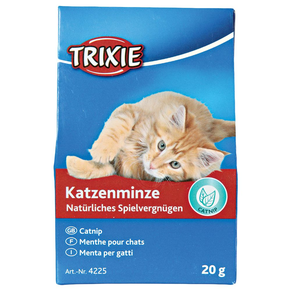 Trixie Catnip Herbal Mix - Saver Pack: 3 x 20g