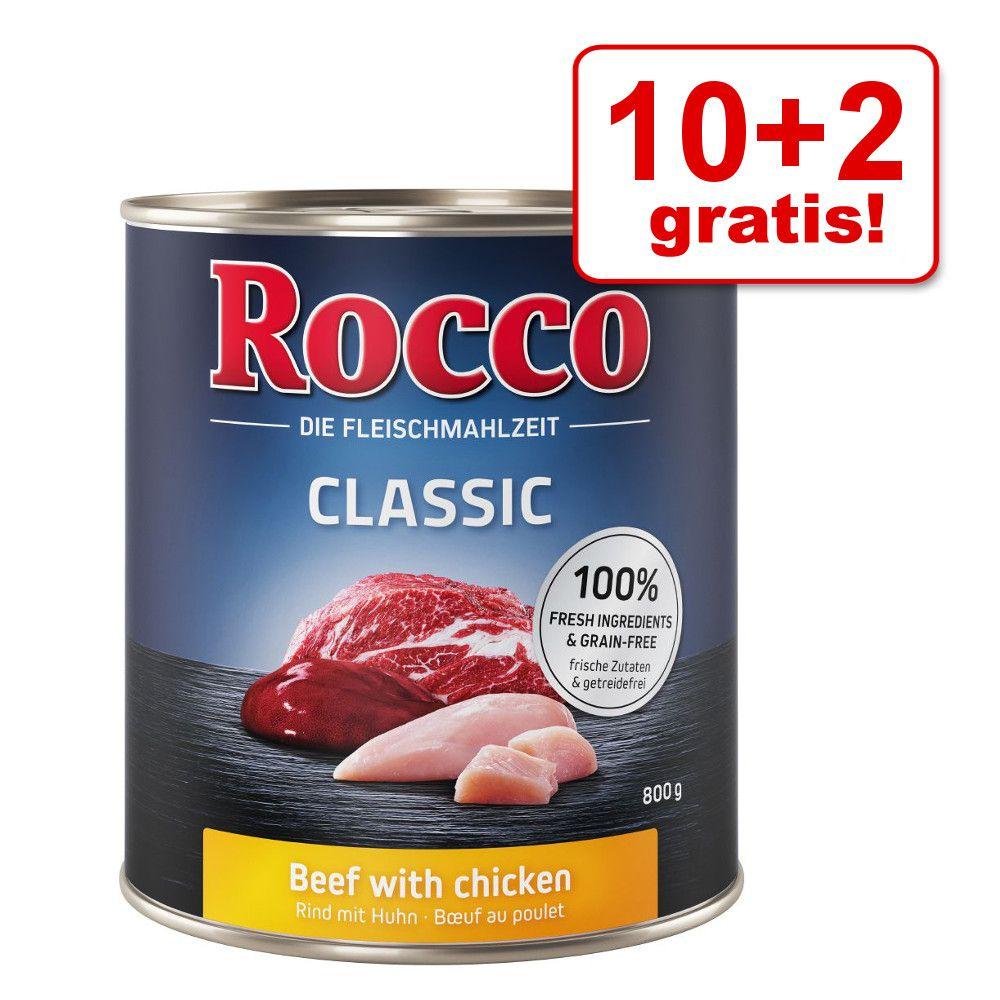10 + 2 gratis! Rocco, 12