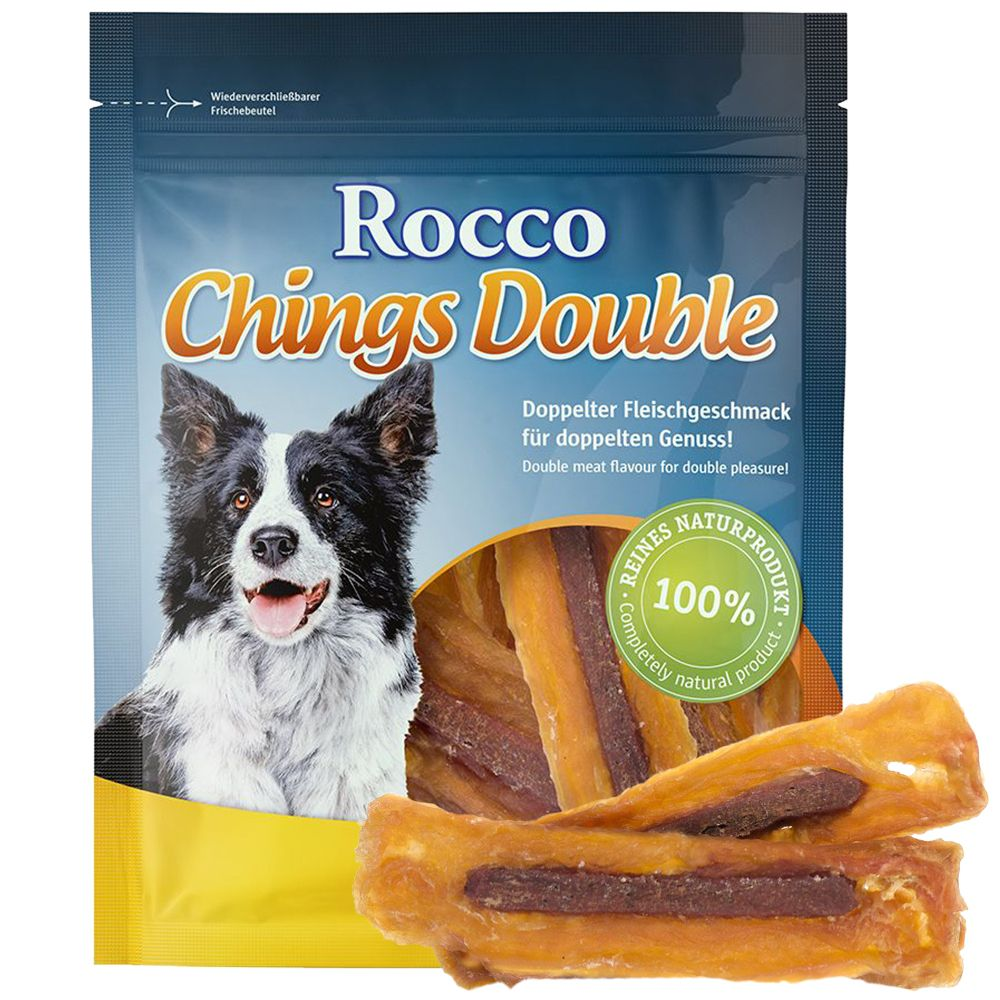 Rocco Chings Double, 200