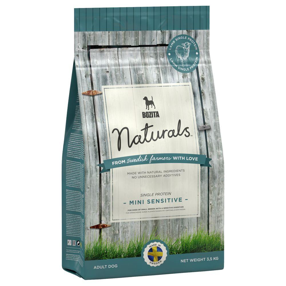 Bozita Naturals Mini Sensitive - Single Protein - Economy Pack: 3 x 3.5kg