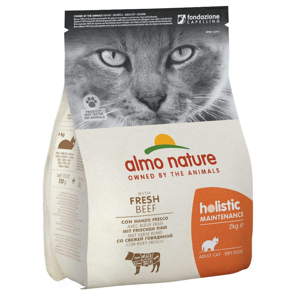 Almo Nature Holistic Beef & Rice - 2 kg