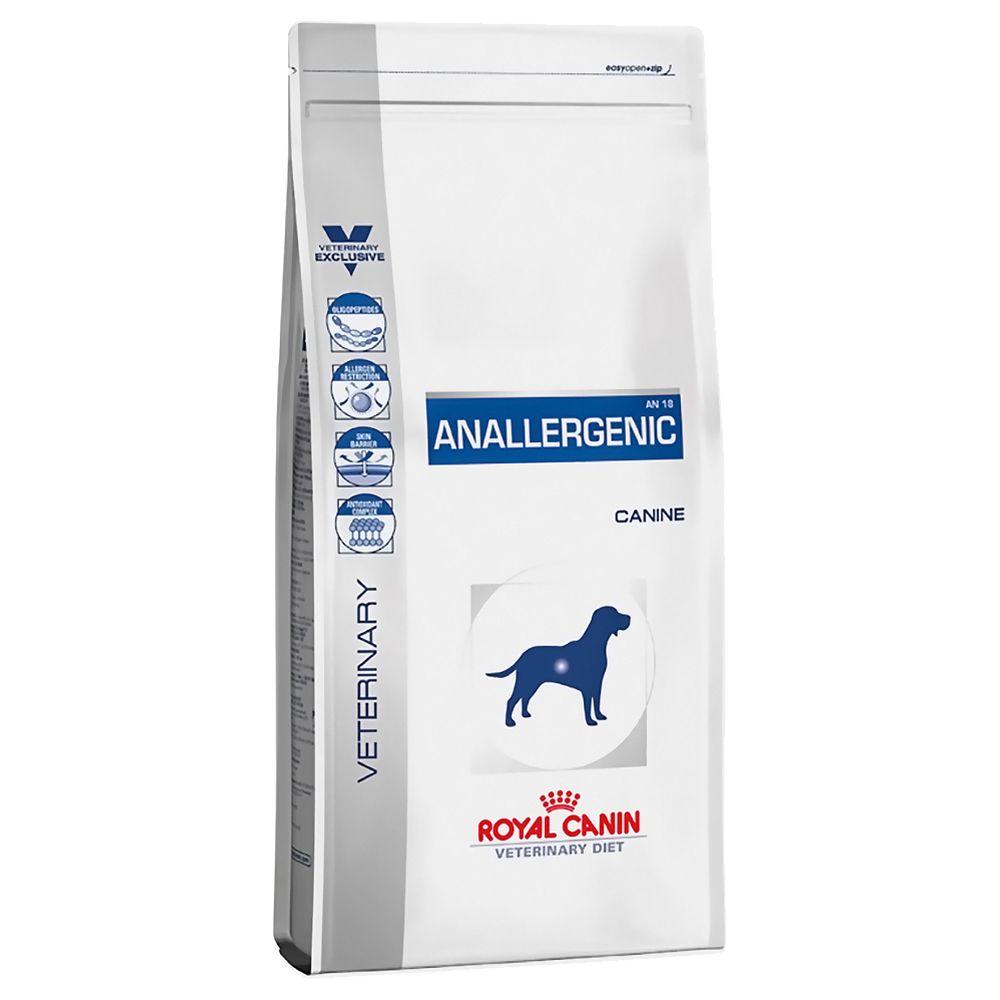 Royal Canin Veterinary Diet Dog – Anallergenic - Economy Pack: 2 x 8kg