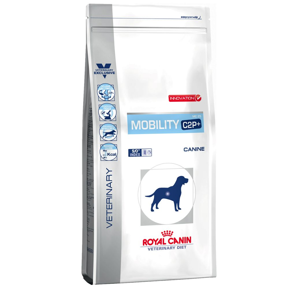 C2P+ Mobility Royal Canin Veterinary Diet Dry Dog Food