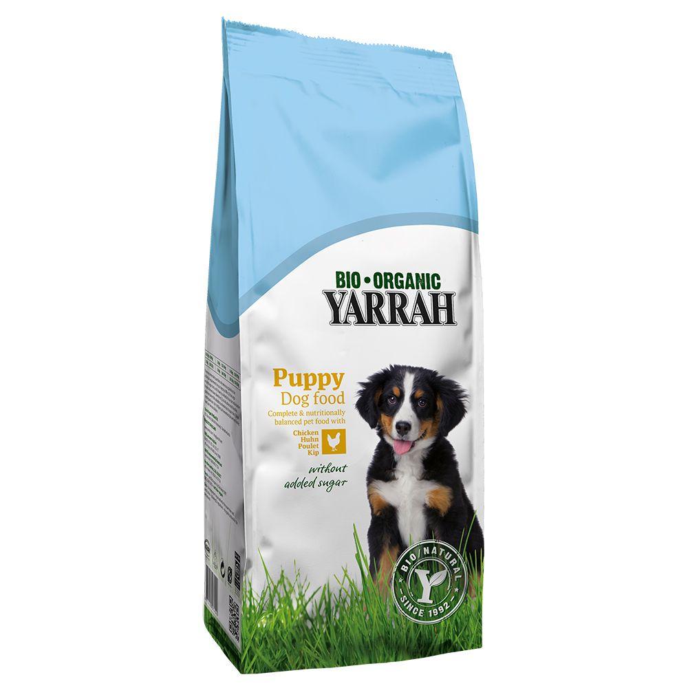 Yarrah Organic Puppy Chicken & Grains