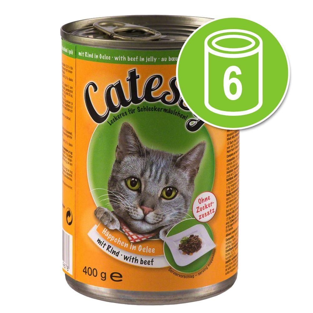Probierpaket: Catessy Häppchen in Sauce oder in...