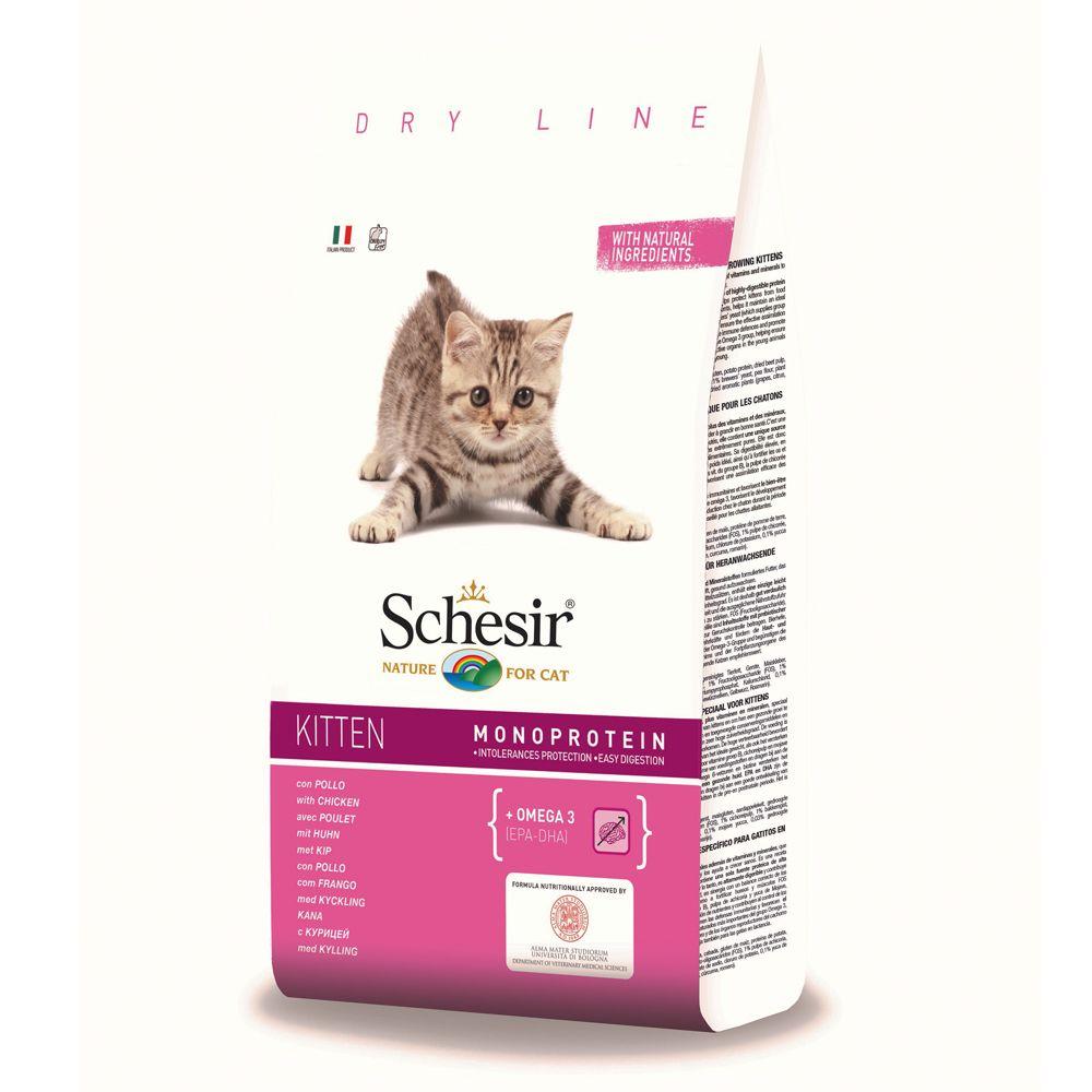 Foto Schesir Kitten - 3 x 1,5 kg - prezzo top! Esigenze specifiche