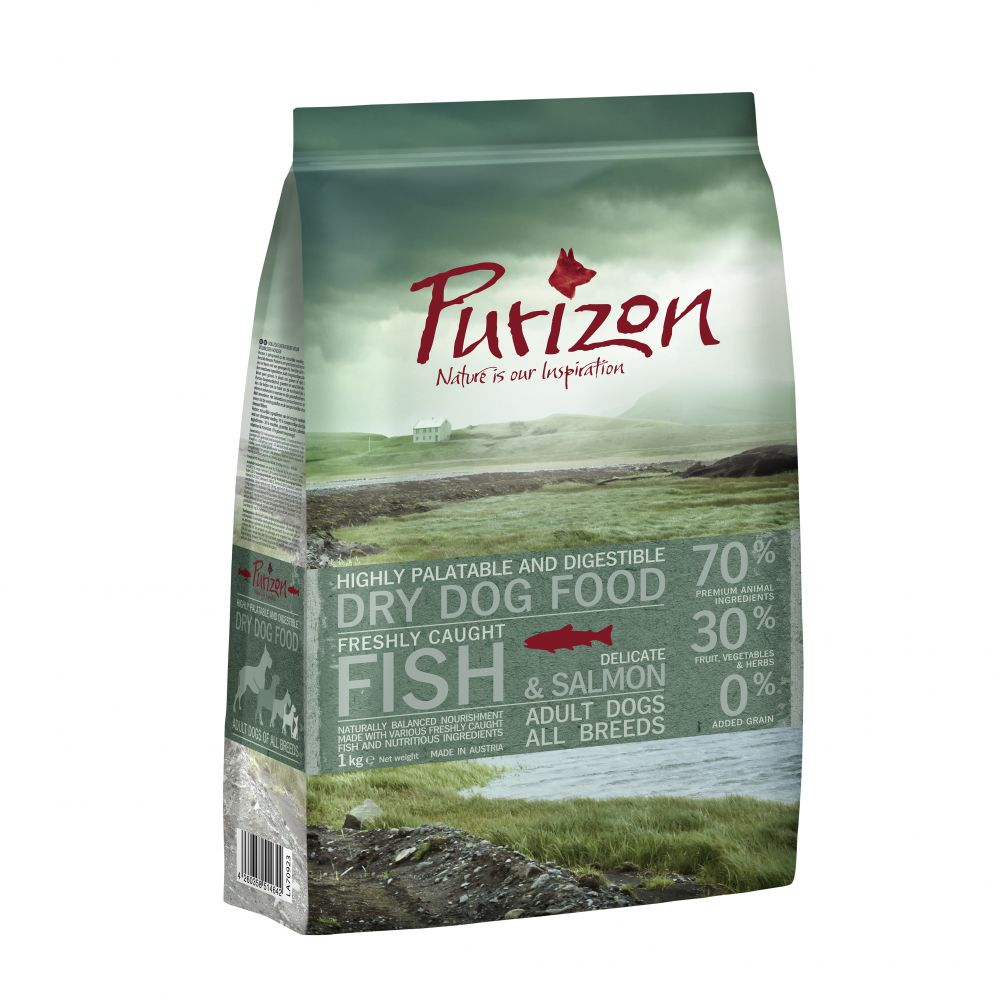 1kg Purizon Dry Dog Food