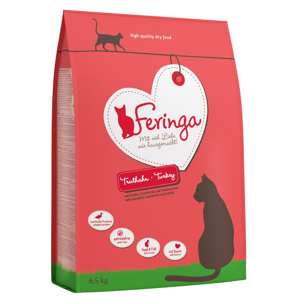 Adult Turkey Feringa Dry Cat Food
