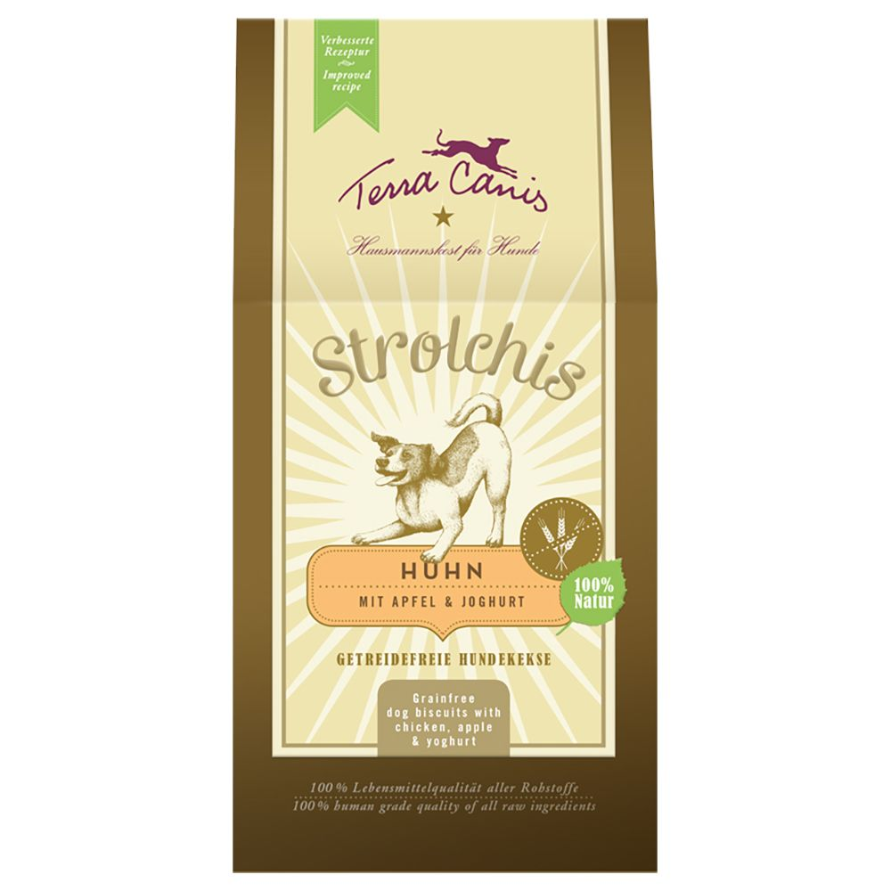 Chien Friandises Biscuits gâteaux secs Biscuits Terra Canis pour chien