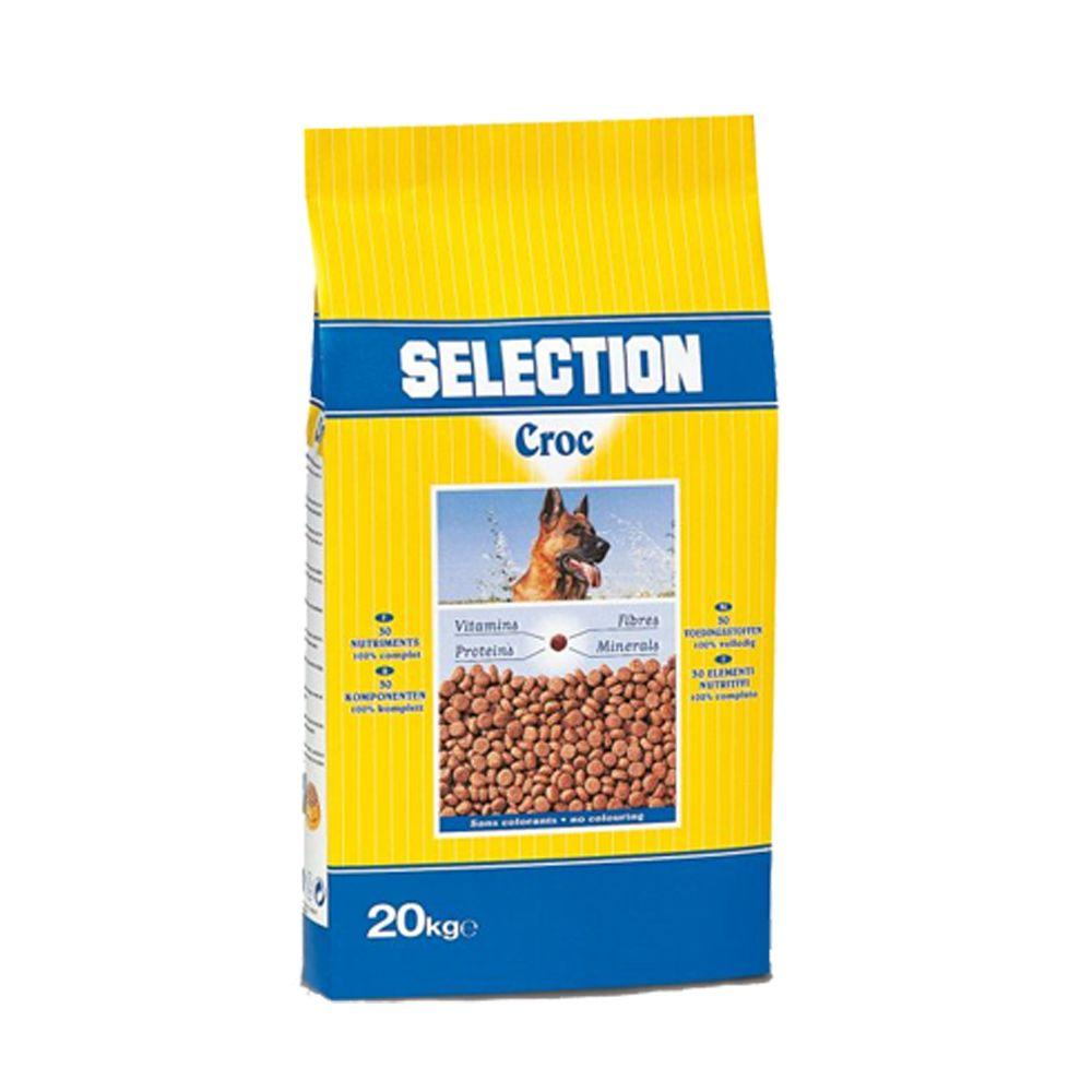 20kg Selection Croc Royal Canin Club Selection - Croquettes pour chien