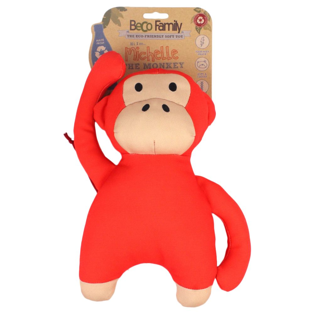 Beco Michelle the Monkey Soft Toy