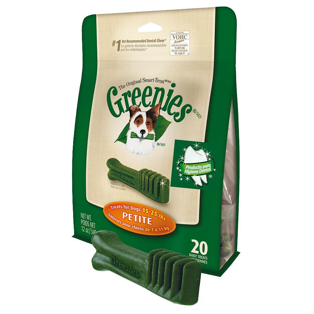 170 g Greenies Zahnpflege-Kausnacks für Hunde: Large (4 Stück)