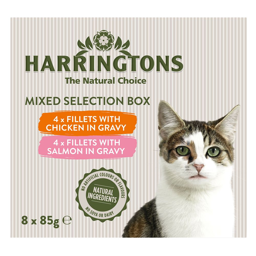 Harringtons Complete Adult Cat Mixed Pack