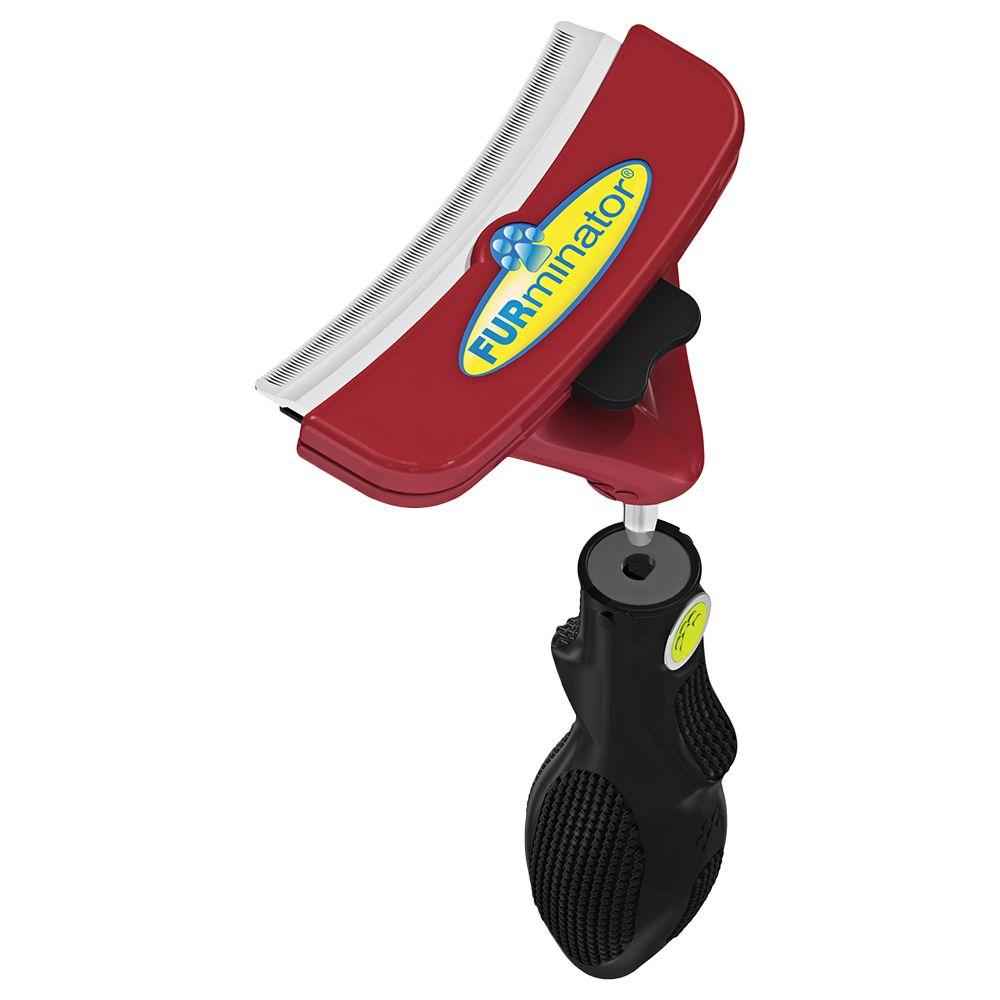 FURminator FURflex deShedding Head & Handle for Large Breeds