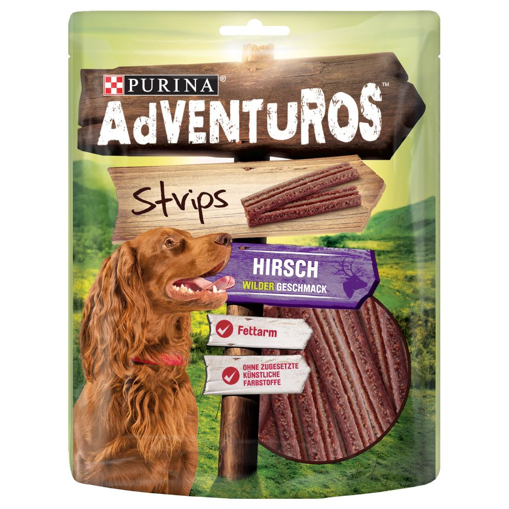 AdVENTuROS Strips - 90 g