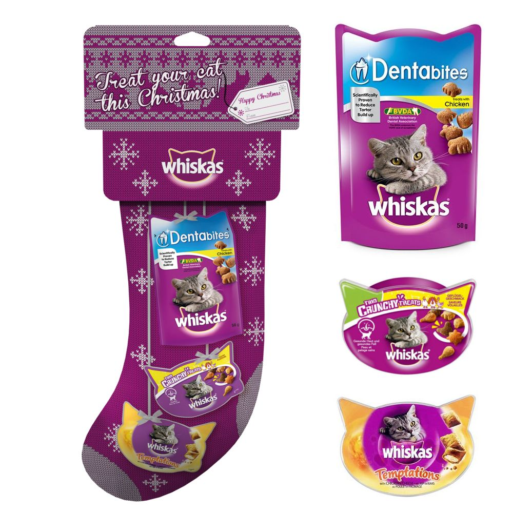 Whiskas Stocking