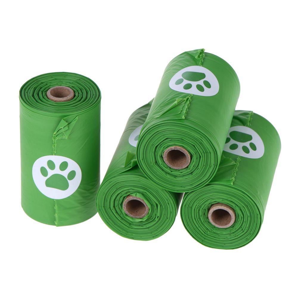 Biodegradable Dog Poop Bags 4 rolls