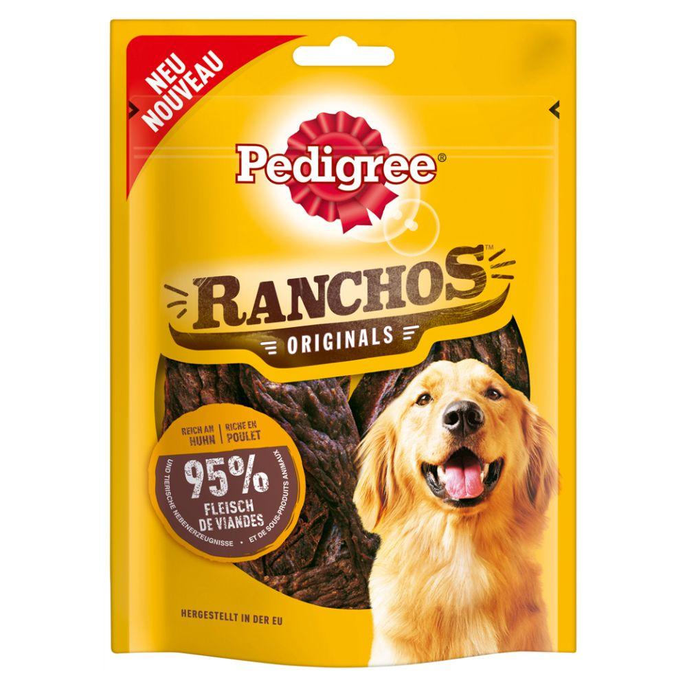 Pedigree Dog Treats - 2 + 1 Free!* - Wrap (3 x 40g)