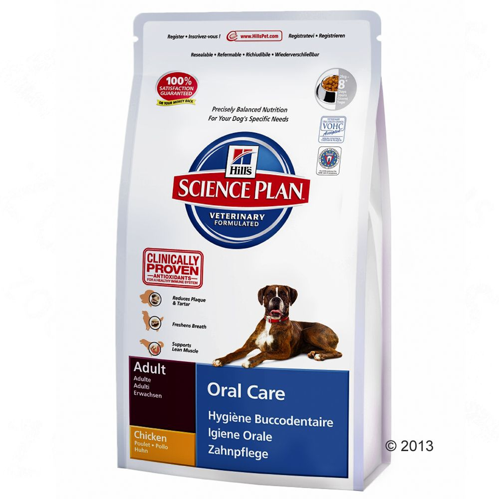 Hill's Canine Oral Care,