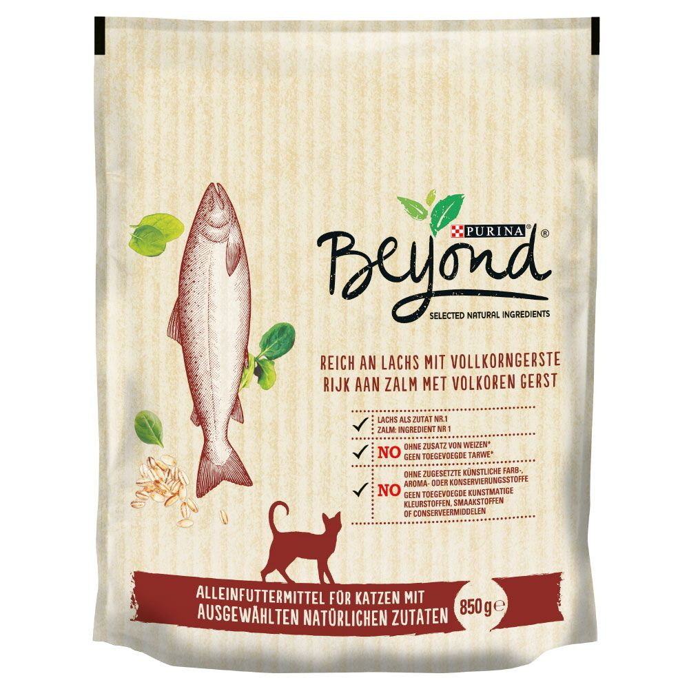 Image of Beyond Ricco in salmone con orzo integrale - 850 g