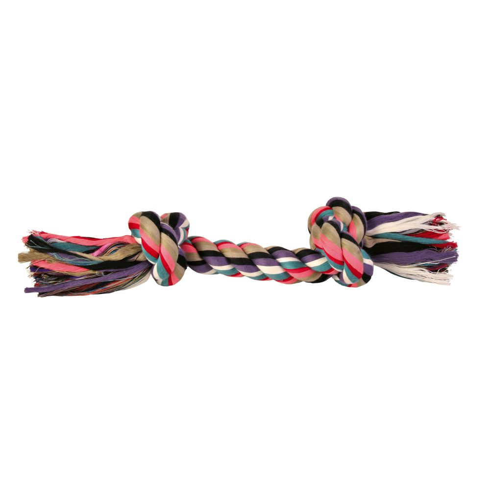 Trixie Denta Fun Dog Play Rope 26cm