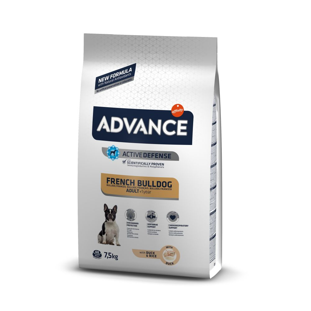 Bilde av Advance French Bulldog - 7,5 Kg