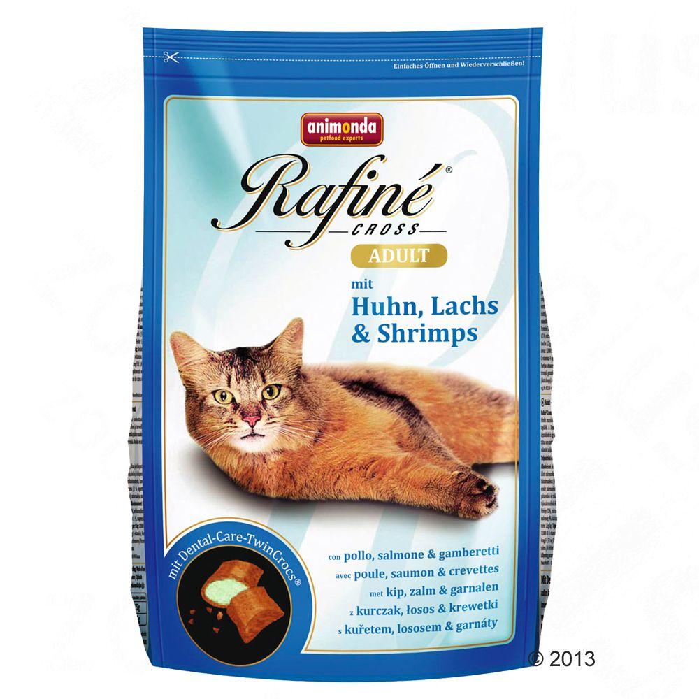 Rafiné Cross Huhn, Lachs & Shrimps - 15 kg